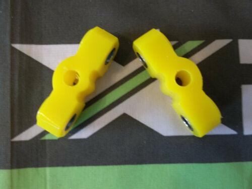 MGF MG F Pair Polyurethane Exhaust Hangers Brand New mgmanialtd.com