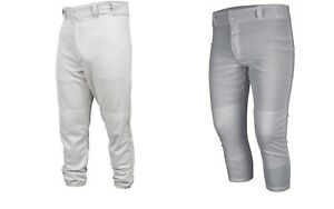NEW-Majestic-MLB-Adult-Men-039-s-Pro-Style-Baseball-Pants-Cuffed-Various-Colors-8574
