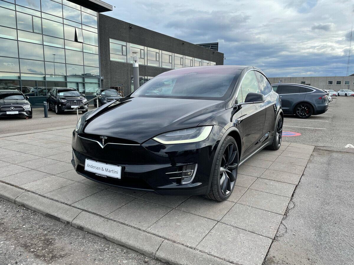 Tesla Model X  100D 5d