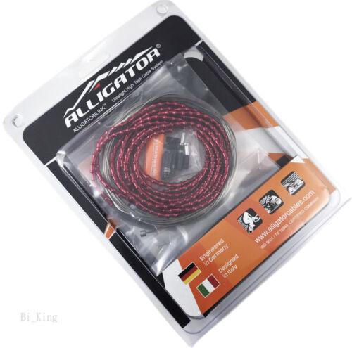 5 Color Alligator  MINI i LINK Cable SHIFT BIKE 4mm  Derailleur Cables