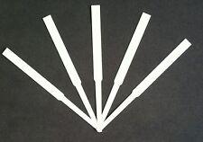 100 Perfume Testing Strips Paddle Cut Shape Paper Fragrance Aromatherapy Sample