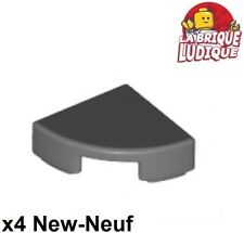 Lego Stone with 4x Cross Button 1x1 NEW Grey 4 Piece 2044