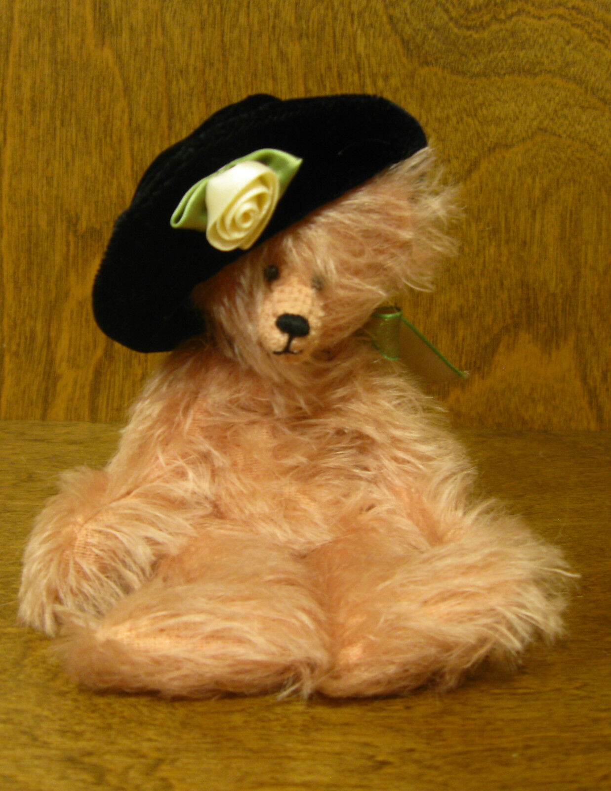 Myra Boyd Creation MOHAIR TEDDY, 6 , Jointed Bear,  NEW from our Retail Shop