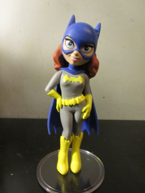 Funko Rock Candy: Classic Batgirl Action Figure LOOSE