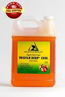 Rosehip Seed Oil Unrefined Organic By H&b Oils Center Cold Pressed Pure 7 Lb