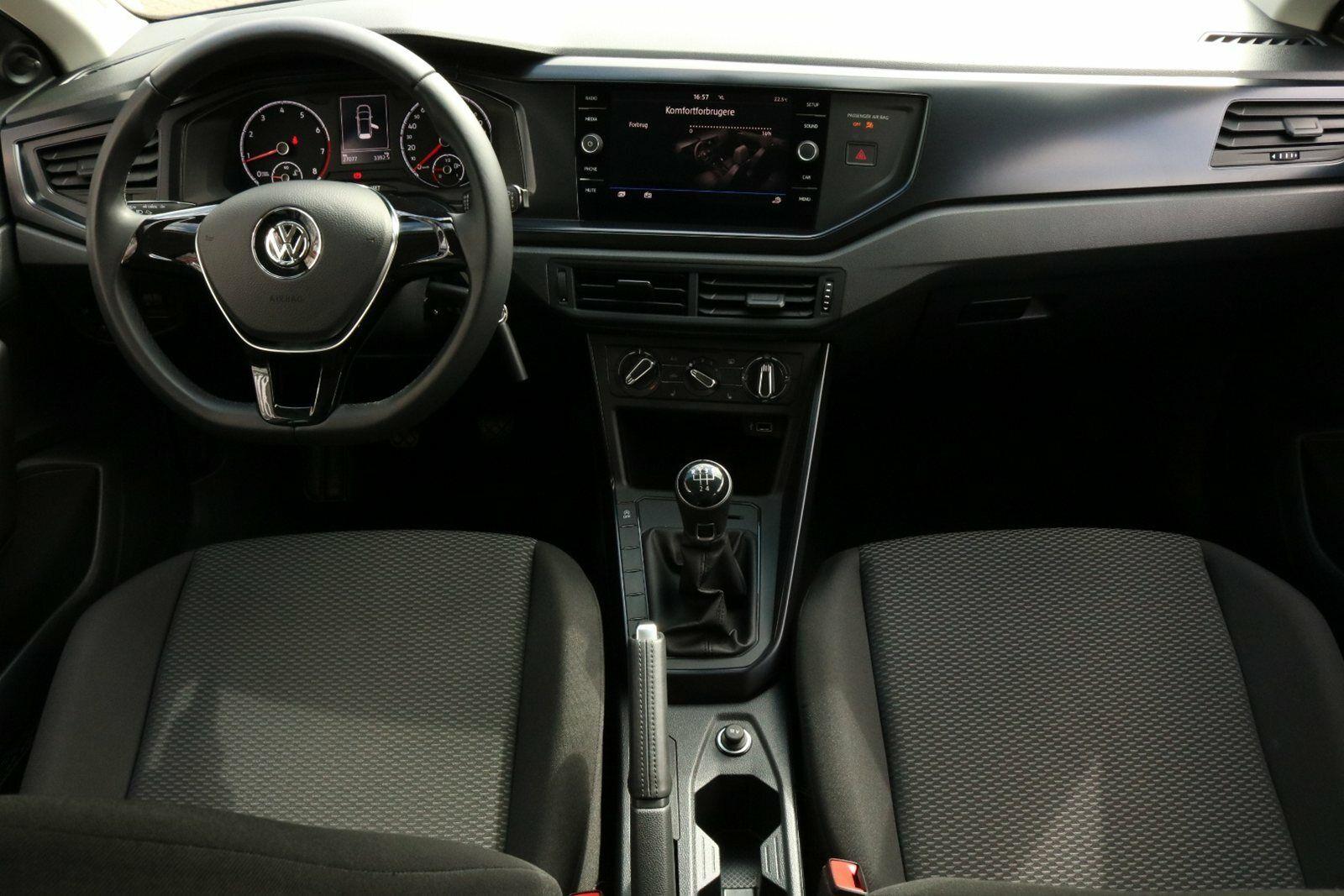 VW Polo MPi 75 Trendline