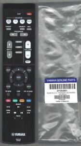 Details about New Yamaha Receiver Remote Control RAV532 ZP35480 fits  RX-V383 RX-V379 HTR-3068