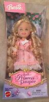 Mattel Barbie Kelly Princess and The Pauper Set Of 4 Kelly Dolls Toys