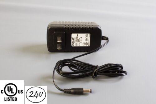 UL Listed 24v 1A 24W LED LIGHT AC POWER ADAPTER For LED Light strip module