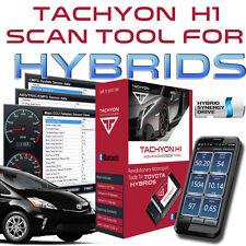 Tachyon H1 - Toyota Prius Hybrid OBD2 OBDII Bluetooth Scan Tool