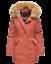 Marikoo-karmaa-senora-invierno-chaqueta-chaqueta-Parka-abrigo-forro-calido miniatura 39