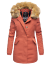 Marikoo-Karmaa-Damen-WinterJacke-Steppjacke-winter-Parka-Mantel-warm-gefuttert miniatuur 39
