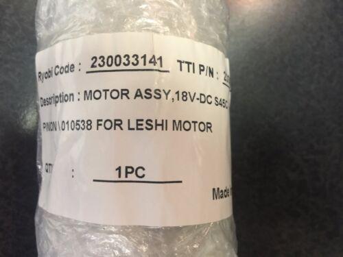 230033141 MOTOR ASSY NEW