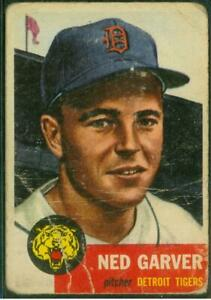 1953-Topps-Card-112-Ned-Garver-Detroit-Tigers