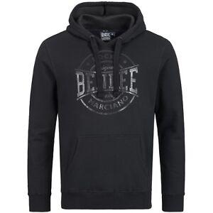 Benlee-Rocky-Marciano-Men-Hooded-Sweatshirt-Romulus-Hoody-Black-Hoodie