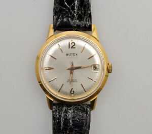Butex-vintage-1958-63-gold-automatic-35mm-exc-keeps-time