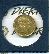 SERBIA MILAN OBRENOVICH IV 10 DINARA 1882 MARENGO  (#S797)