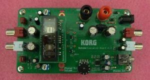 Korg-Nutube-6P1-Evaluation-Board