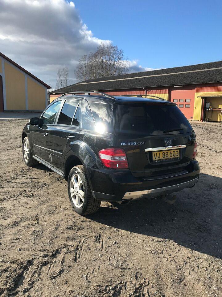 Mercedes, ML320, Diesel