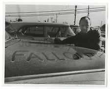 American Pollution - Air Pollution - Vintage 8x10 Photograph - Redding, CA