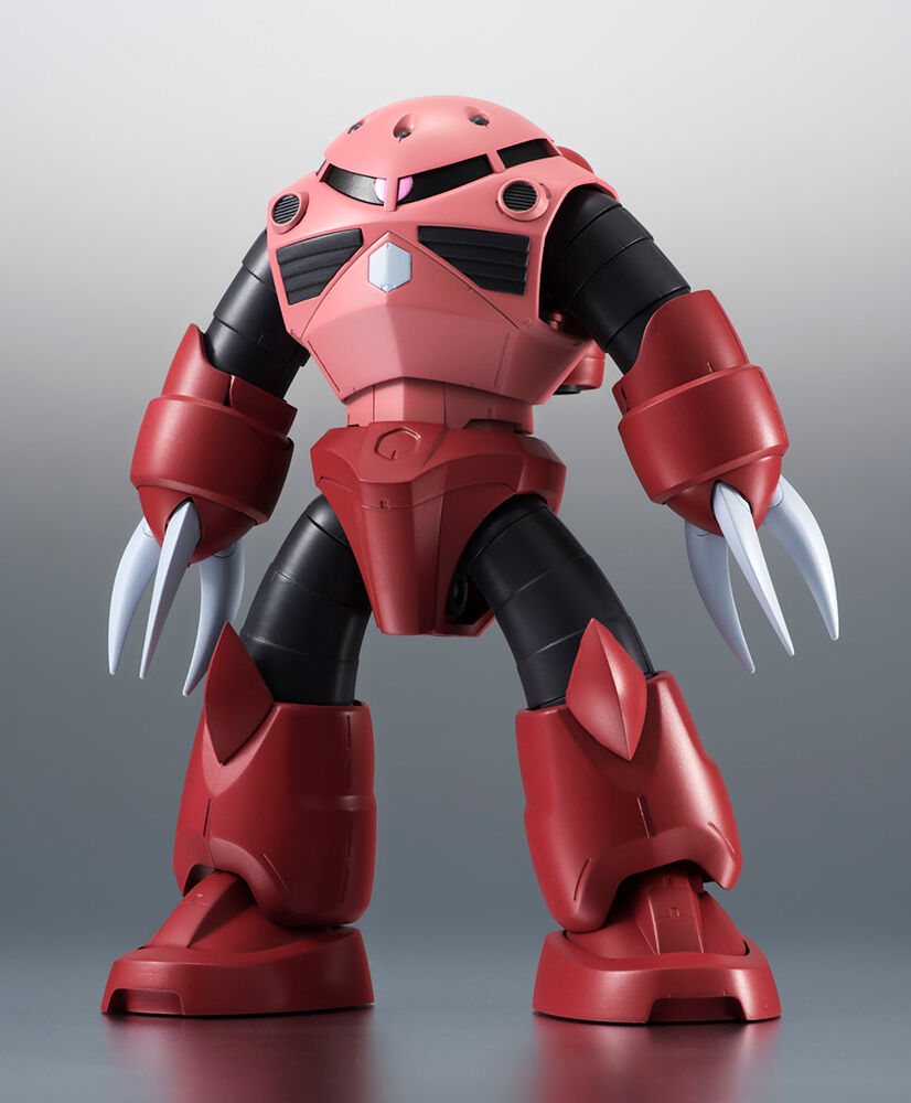 Robot Spirits Z'gok Char's ver. Anime Side MS R206 Action Figure BANDAI