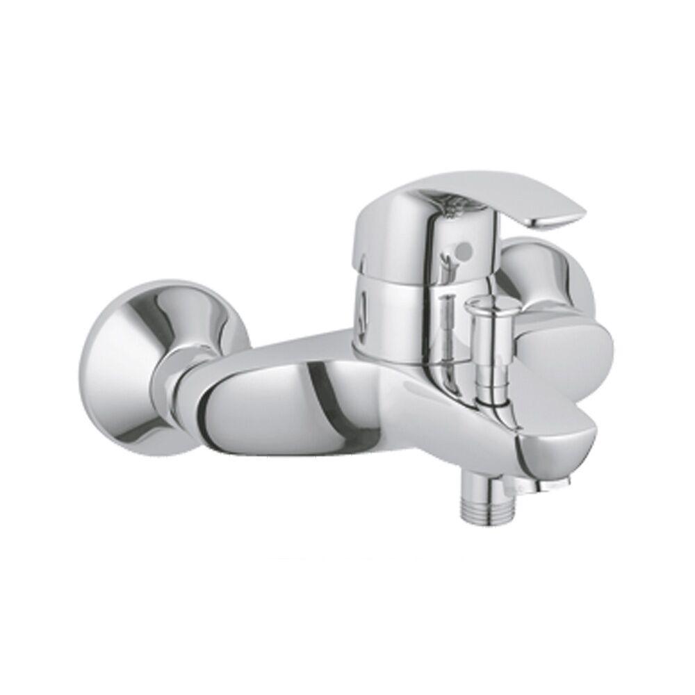 Grohe Eurosmart bathshower Grifo Mezclador Monomando Cromo 33 300001 S sindicatos Inc.