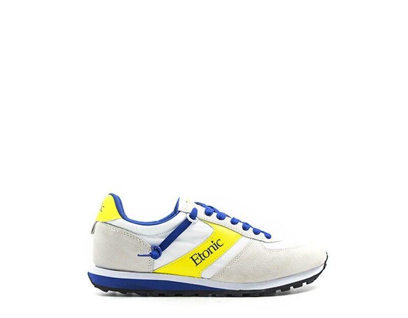 Schuhe ETONIC Mann BIANCO Stoff,Wildleder  ET813252-22