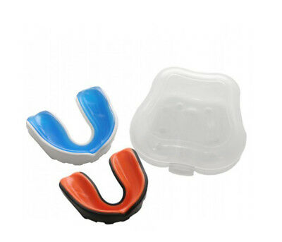 Gel Sports Pro Boxing 2 Pack Martial Arts Mouth Guard Hockey Football