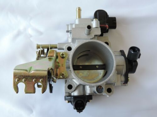 Genuine HONDA OEM THROTTLE BODY 1997-2003 CL With Map Tps Sensor