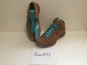 outlet store dc6c7 a7d55 Image is loading DS-Nike-Lebron-X-10-EXT-QS-Hazelnut-