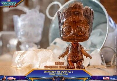 Guardians of the Galaxy 2 Vol Groot Transparent Cosbaby-HOTCOSB457