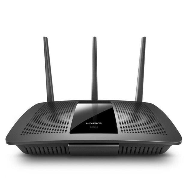 Linksys AC1900 Dual Band MU-MIMO WiFi Router - EA7500_RM2 (Certified Refurb)