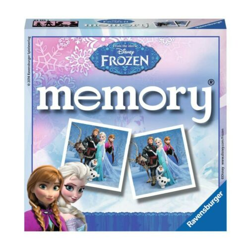 Mini Memory®Disney EisköniginFrozen48 BildkartenKinder Spiel