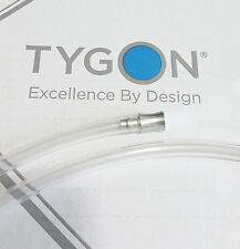 "Tygon 2375 tubing 10mm + ALUMINIUM PLUG Brake reservoir hose ID 12"" 30cm TBE.015"