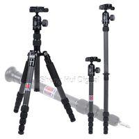 Professional Portable Carbon fiber Camera&DV tripod,MANBILY CZ-305 Camera tripod
