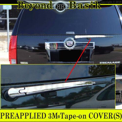 2007-2014 Chevy Tahoe Suburban GMC Yukon Escalade Chrome Rear Wiper arm COVER