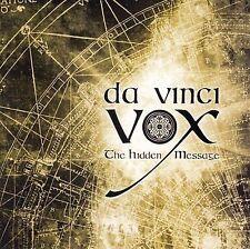 The Hidden Message 2006 by Da Vinci Vox