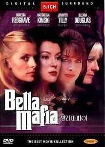 BELLA-MAFIA-1997-New-Sealed-DVD-Nastassja-Kinski