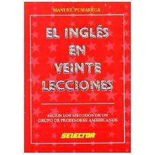 English in Twenty Lessons (Spanish Edition)-ExLibrary