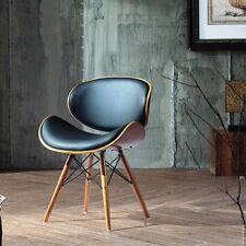 Vintage Chair Accent Furniture Eames Retro Desk MidCentury Modern Dining Kitchen