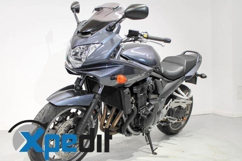 Suzuki, GSF 1250 S Bandit, ccm 1255