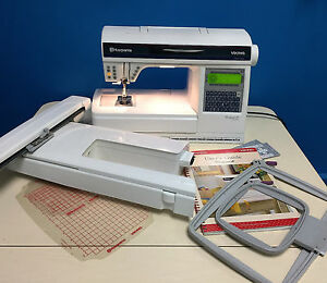 husqvarna designer 1 embroidery machine