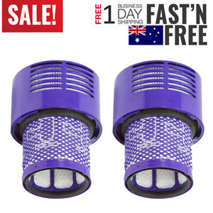 2x Washable Hepa Filter For DYSON Cyclone V10 Animal Absolute Total