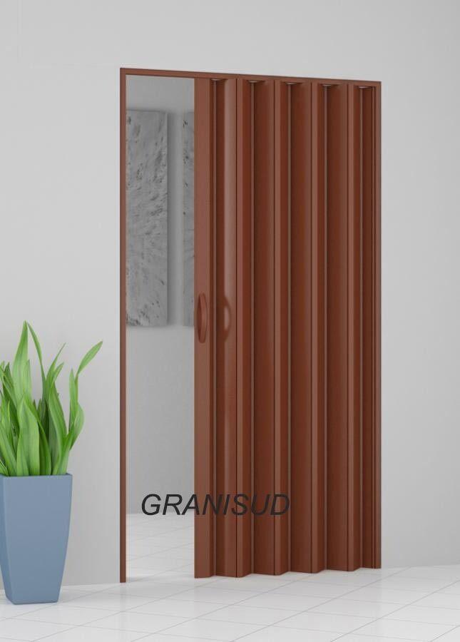 Porte accordèon pliante extensible en PVC 82 x 214 cm - 82 x 224 cm