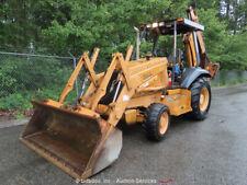 2000 Case 580L 4WD Backhoe Wheel Loader Tractor Aux Hyd E Stick Bucket bidadoo