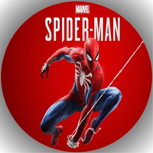 Oblate Spiderman L11 Tortenaufleger Geburtstag Party Tortenbild Fondant