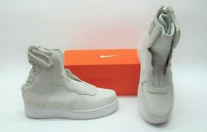 Details about Nike AF1 Rebel XX Air Force One High Top Off White Sneakers Shoes Womens 8