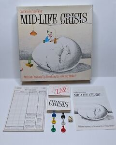 Mid-Life-Crisis-Original-Vintage-Adult-Party-Strat-Board-Game-1982-Game-Works