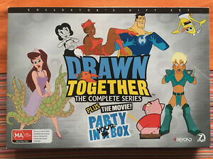 DRAWN-TOGETHER-COMPLETE-SERIES-PLUS-MOVIE-PARTY-IN-YOUR-BOX-DVD-SET-REGION-4