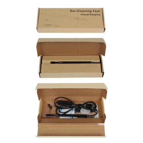 Digital Led Otoscope Ear Camera Scope Earwax Removal Kit Ear Wax Cleaning Tool T